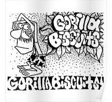 gorilla biscuits gorilla biscuits Poster