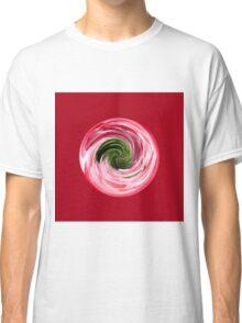 Twirl in the globe Classic T-Shirt