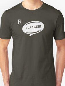 FL**KER - Dark Background T-Shirt