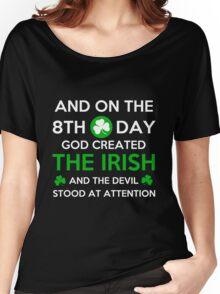 Irish - The Irish Women's Relaxed Fit T-Shirt