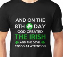 Irish - The Irish Unisex T-Shirt