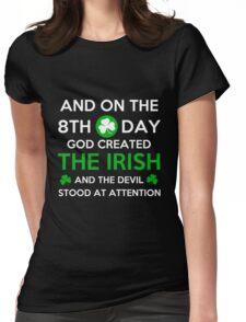 Irish - The Irish Womens Fitted T-Shirt