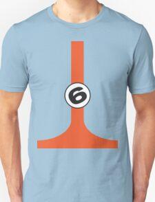 GT40 RACING (6) T-Shirt