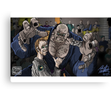 Welcome to the Absolute Canvas Print