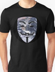 ANONYMOUS EARTH T-Shirt