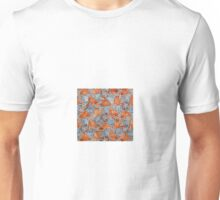 Symmetry Watercolor 94 Fish by Escher  Unisex T-Shirt