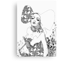 The Bow Canvas Print