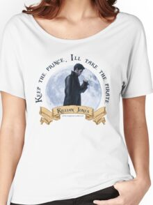 Keep the Prince, I'll take the Pirate - Killian Jones Women's Relaxed Fit T-Shirt