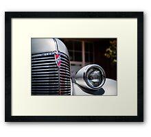 1930s Chevy Framed Print