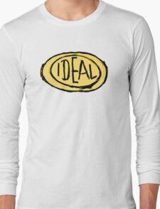 Ideal - Basquiat Painting  Long Sleeve T-Shirt