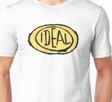 Ideal - Basquiat Painting  Unisex T-Shirt