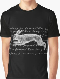 Alice in Wonderland - How Long is Forever? Graphic T-Shirt
