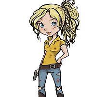 Beth: I Am Strong by ratgirlstudios