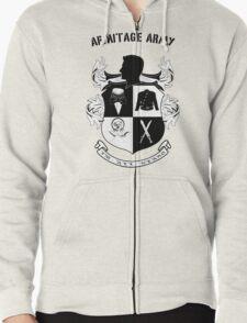 Armitage Army CoA -txt- T-Shirt