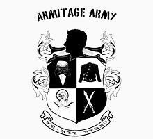 Armitage Army CoA -txt- Unisex T-Shirt