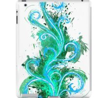 Abstract Flame iPad Case/Skin