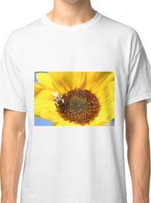 Sunflower Bee Classic T-Shirt