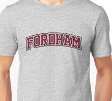 Fordham logo Unisex T-Shirt