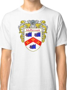 McDermott Coat of Arms/Family Crest Classic T-Shirt