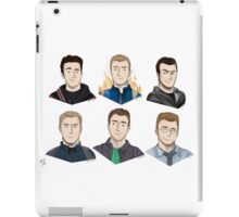 Chris Collection  iPad Case/Skin