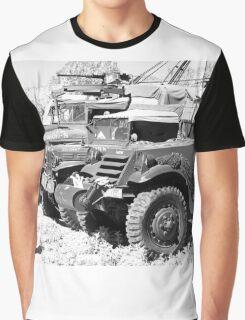 Heavy metal trucks Graphic T-Shirt