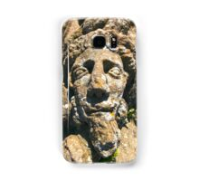 Stone Face on the Rock Samsung Galaxy Case/Skin