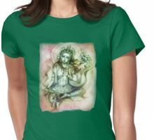 Green Tara Womens Fitted T-Shirt