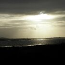 Evening Sunshine Dungloe Ireland by mikequigley