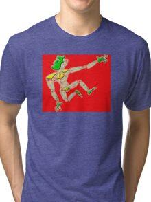 Dance Warrior XIII Tri-blend T-Shirt