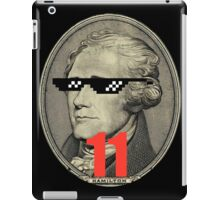 Hamilton on Broadway - Tony Awards iPad Case/Skin