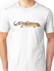 Fastwalking Normal Leopard Gecko Unisex T-Shirt