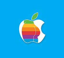 apple bottom by derekhardin