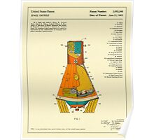 Space Capsule (1963) Poster
