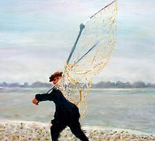 Haaf Fisherman. On The Solway by Sunflower3