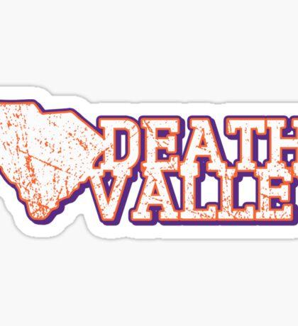 Death Valley Sticker