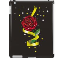 Beauty and the Beast Illustration iPad Case/Skin