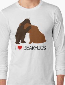 I <3 Bearhugs Long Sleeve T-Shirt