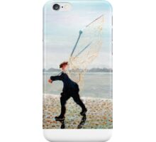 Haaf Fisherman. On The Solway iPhone Case/Skin