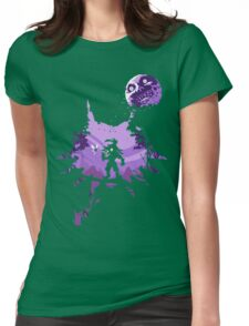 Legend of Zelda - Majora Womens Fitted T-Shirt