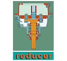 Reducer Photographic Print