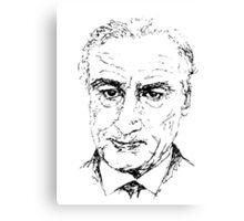 Robert De Niro Canvas Print