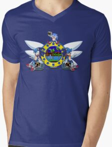 25 Years of Way Past Cool Mens V-Neck T-Shirt
