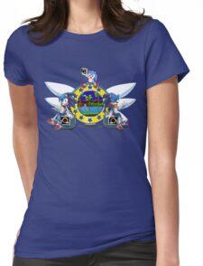 25 Years of Way Past Cool Womens Fitted T-Shirt