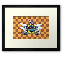 25 Years of Way Past Cool Framed Print