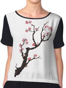 Sakura Q Chiffon Top