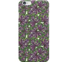 Green Spice iPhone Case/Skin
