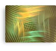 Ribbons of the Earth Metal Print