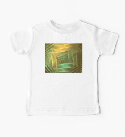 Ribbons of the Earth Baby Tee