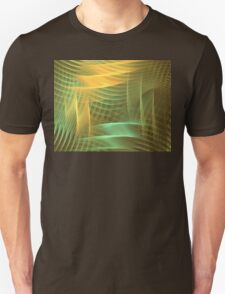 Ribbons of the Earth Unisex T-Shirt