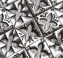Lattice #2 - Cells by HolyOther